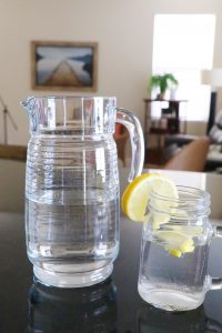 Drink water for your health