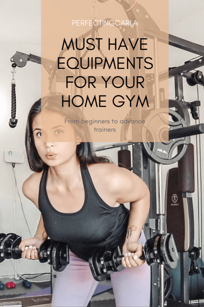 must have equipments home gym
